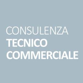 Consulenza tecnico commerciale