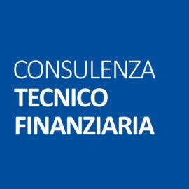 Consulenza tecnico finanziaria